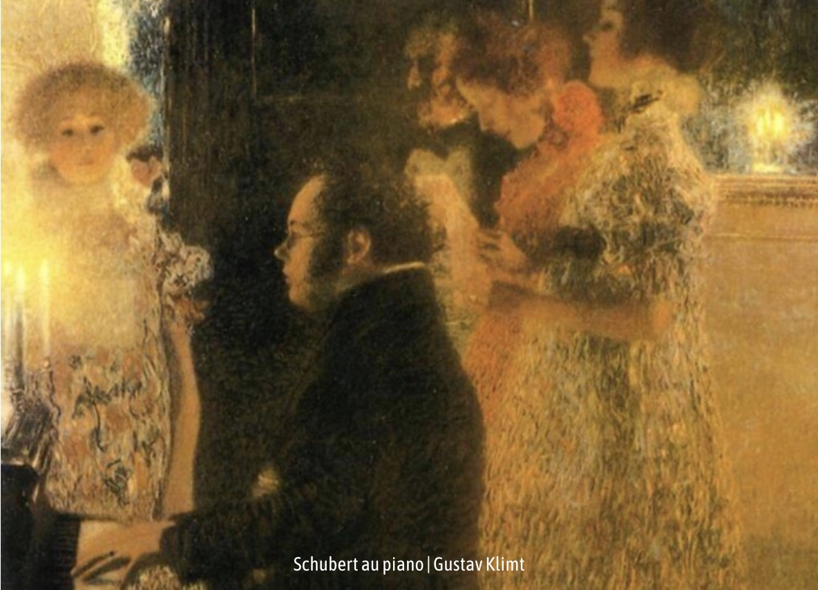 You are currently viewing Schubert, comme une évidence…
